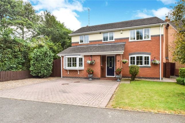 4 bed detached house for sale in Mount Grace Road, Loughborough, Leicestershire LE11