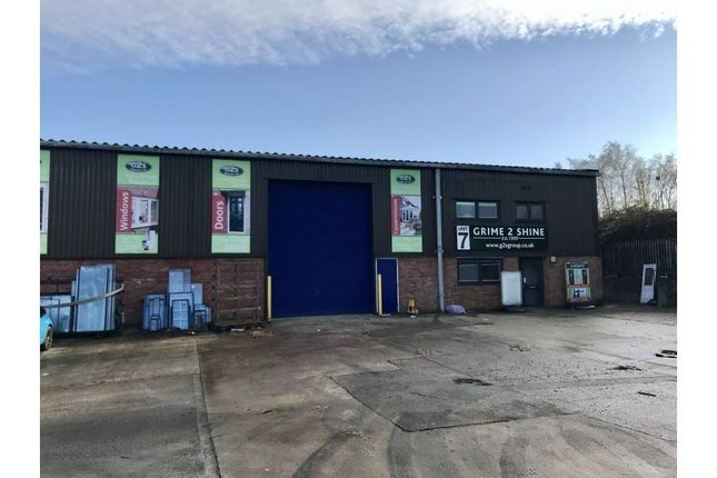 Thumbnail Light industrial to let in Unit 7 Hawksworth Trading Estate, Swindon