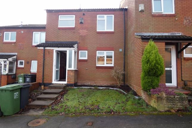 3 bed terraced house to rent in Mickleton Close, Redditch B98