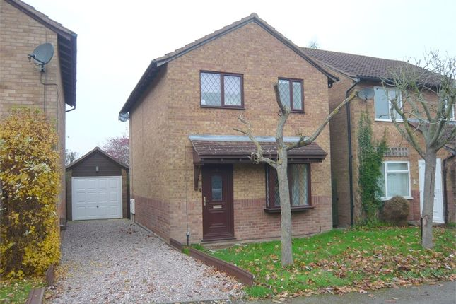 Thumbnail Detached house to rent in Cherwell Way, Long Lawford, Rugby, Warwickshire