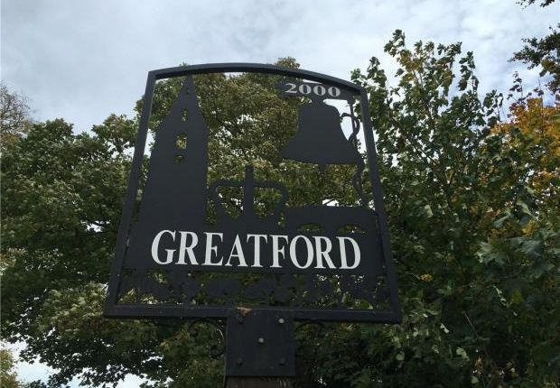 Thumbnail Detached house for sale in Greatford, Greatford