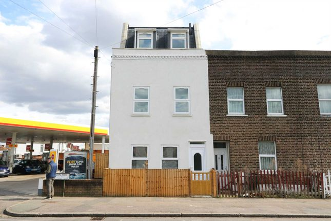 Thumbnail End terrace house for sale in Cannon Hill Lane, London