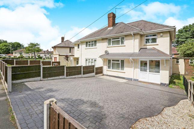 Thumbnail Semi-detached house for sale in Parklands Road, Wolverhampton