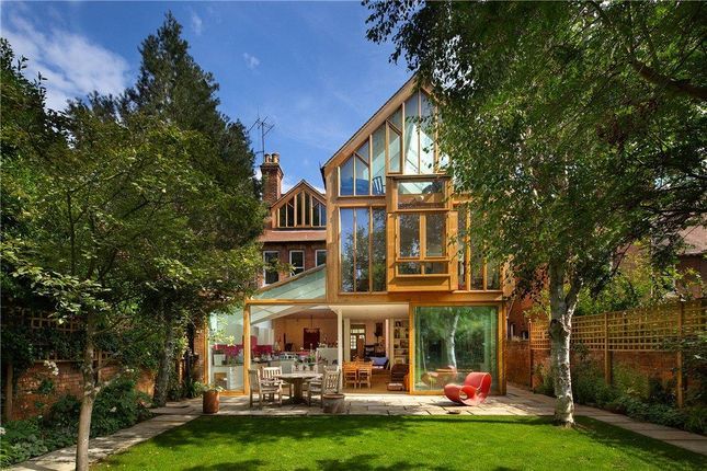 Thumbnail Semi-detached house for sale in Staverton Road, Oxford, Oxfordshire