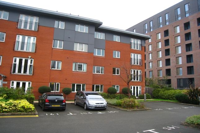 Thumbnail Flat for sale in Conisbrough Keep, Coventry