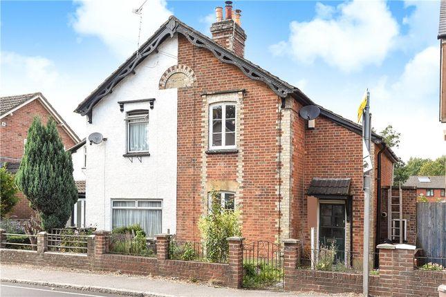 Thumbnail Semi-detached house for sale in Julians Road, Wimborne