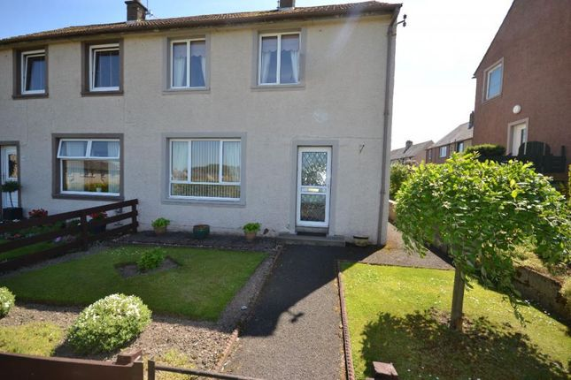 Thumbnail Semi-detached house for sale in 41, Queens Drive Hawick