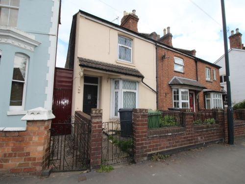 4 bed terraced house to rent in Radford Road, Leamington Spa CV31
