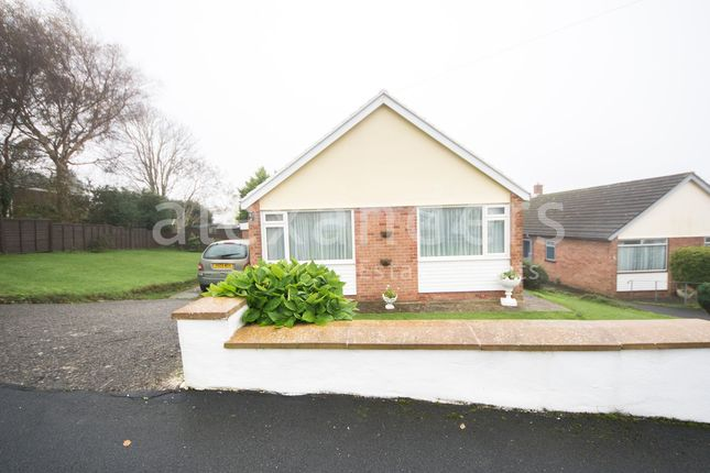 Thumbnail Detached bungalow for sale in Maeshendre, Waunfawr, Aberystwyth