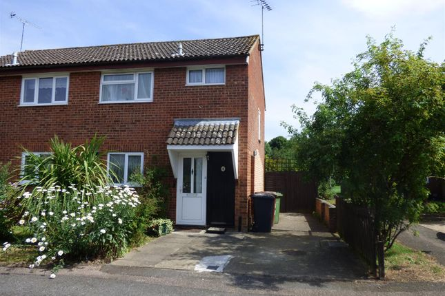 Thumbnail Property for sale in Lombardy Way, Borehamwood