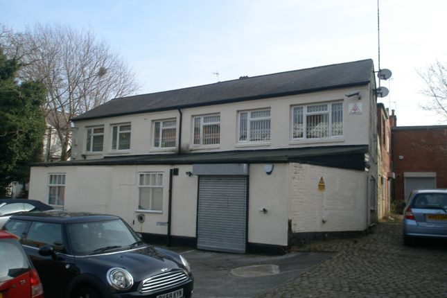 Thumbnail Industrial for sale in 94 Albion Street, Jewellery Quarter