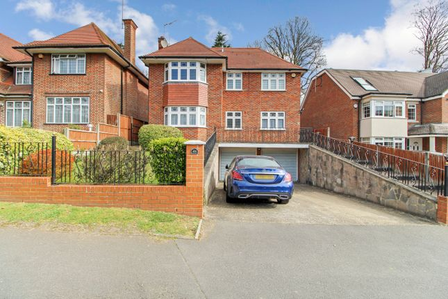 Thumbnail Flat to rent in The Avenue, Northwood