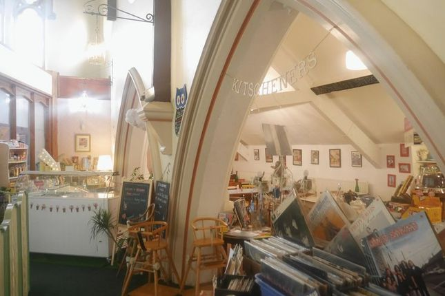 Thumbnail Restaurant/cafe for sale in Kitscheners Vintage Cafe, Green Ginger Shopping Arcade, 78 Front Street, Tynemouth