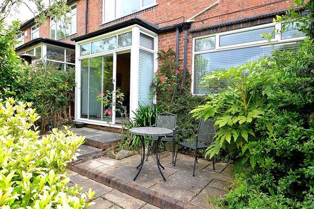 Back Garden of Brandwood Road, Kings Heath, Birmingham B14