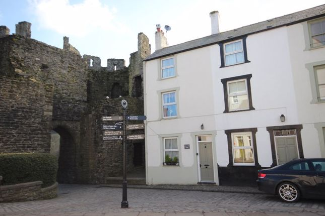 Thumbnail Terraced house for sale in Rose Hill Street, Conwy
