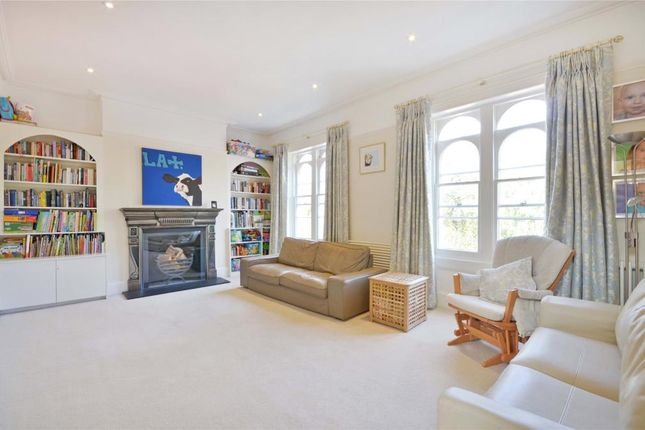 Thumbnail Flat for sale in Belsize Road, South Hampstead