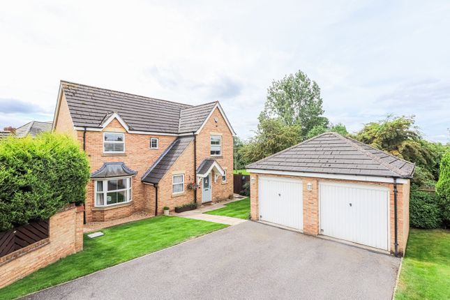 4 bed detached house for sale in The Oval, Wakefield WF1