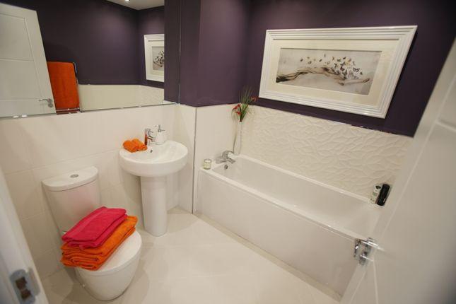 Bathroom of The Landings, Coppull, Chorley, Lancashire PR7