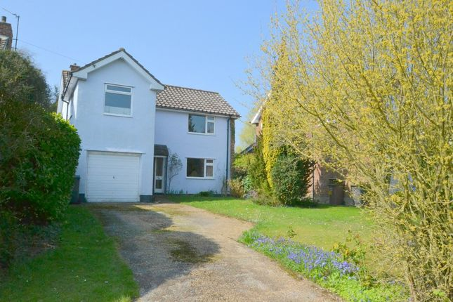 Thumbnail Detached house for sale in Hertford Road, Clare, Sudbury