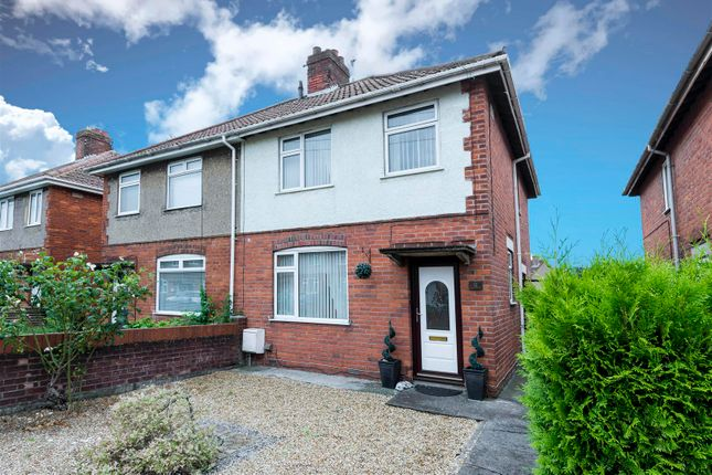 Thumbnail Semi-detached house for sale in Seymour Road, Trowbridge