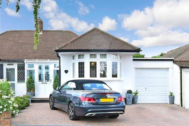 Thumbnail Semi-detached bungalow for sale in Benfleet Close, Sutton, Surrey