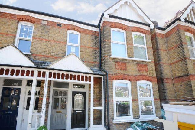 Thumbnail Maisonette to rent in Little Ealing Lane, London