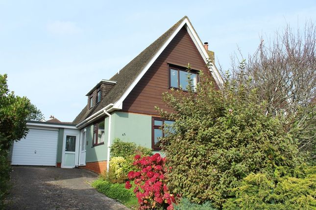 Thumbnail Detached house for sale in Newlands Road, Sidford, Sidmouth