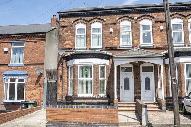 Thumbnail Semi-detached house for sale in Vicarage Street, Oldbury