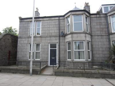 Thumbnail Flat to rent in King Street, Aberdeen AB24,