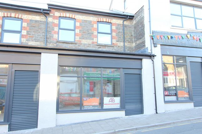 Thumbnail Retail premises to let in Tylacelyn Road, Penygraig -, Tonypandy