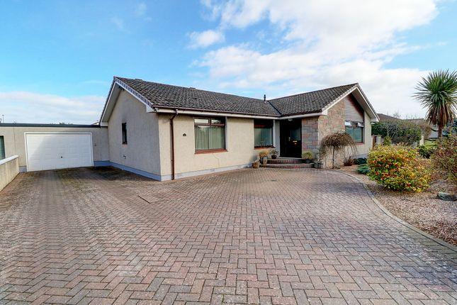 Thumbnail Detached bungalow for sale in Tolmount Crescent, Montrose