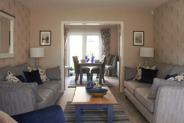 4 bedroom detached house for sale in The Cairngorm, Off Oakley Road, Saline, Dunfermline, Fife