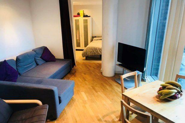 Thumbnail Studio to rent in Roberts Wharf, Leeds