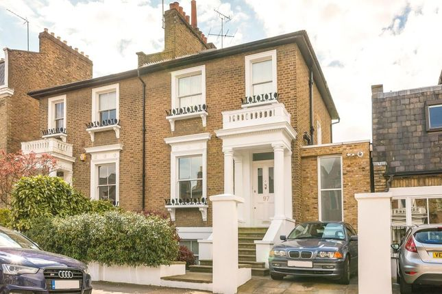 Thumbnail Semi-detached house for sale in Ravenscourt Road, London