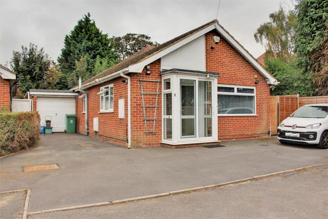Thumbnail Detached bungalow for sale in Dale Close, Gloucester