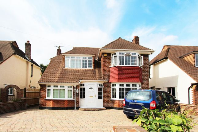 Thumbnail Detached house to rent in Wendover Drive, New Malden