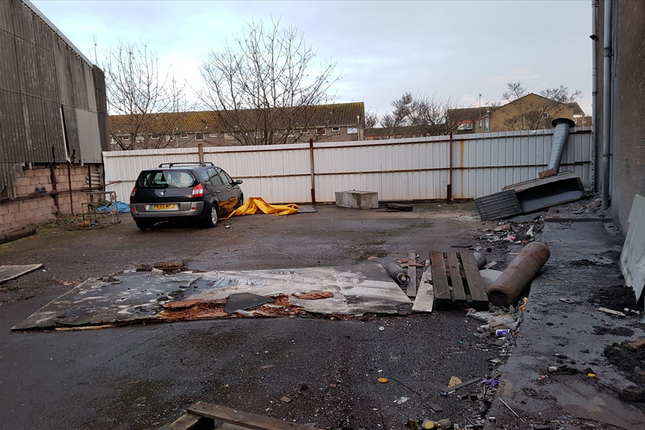 Thumbnail Land to rent in Dumballs Road, Cardiff, Wales United Kingdom