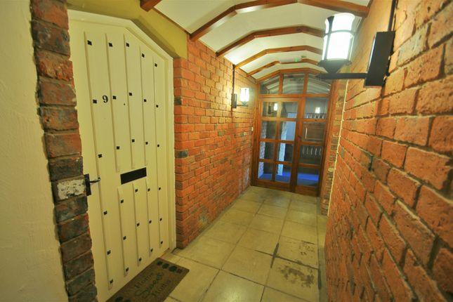 Secure Internal Hallway