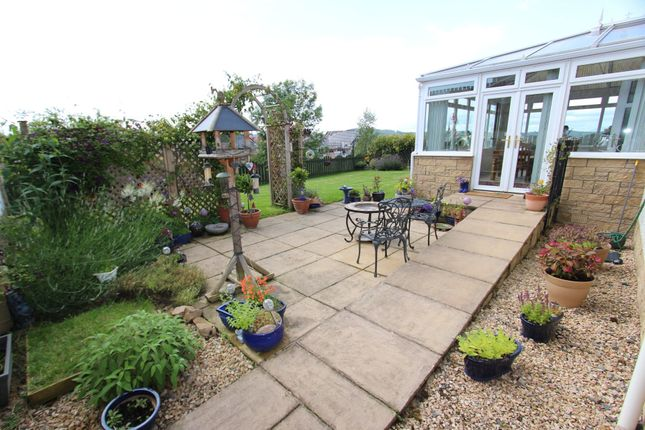 Rear Garden of Slackbuie Way, Inverness IV2