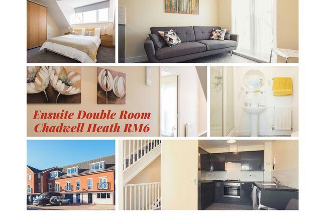 Thumbnail Room to rent in Glandford Way, Chadwell Heath-Goodmayes, Near Romford