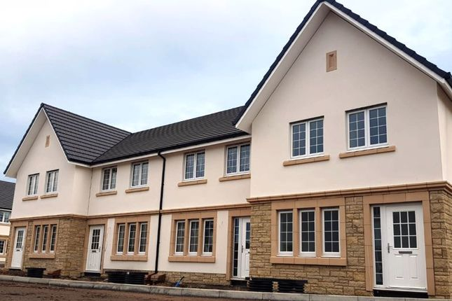 Thumbnail Terraced house for sale in Commercial Crescent, Ladybank, Cupar