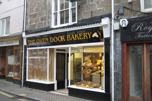 Retail premises for sale in 6 Tregenna Place, St Ives