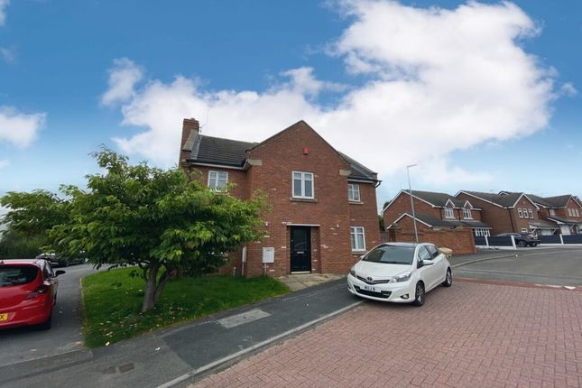 Thumbnail Detached house to rent in William Coltman Way, Stoke-On-Trent