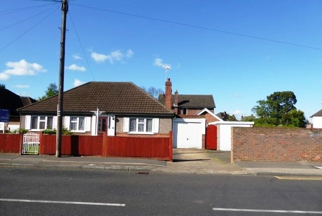 Thumbnail Detached bungalow for sale in Orchard Gardens, Chessington