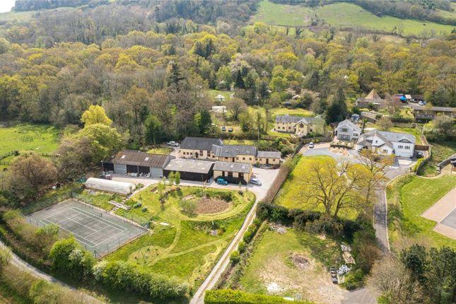 5 bed semi-detached house for sale in Liverton, Newton Abbot, Devon TQ12