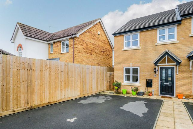 End terrace house for sale in Gardenfield, Higham Ferrers, Rushden