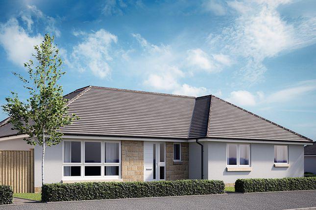 Thumbnail Bungalow for sale in Off Main Route A6093, Haddington, East Lothian