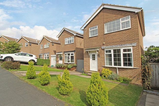 3 bed detached house to rent in Bewerley Road, Harrogate HG1