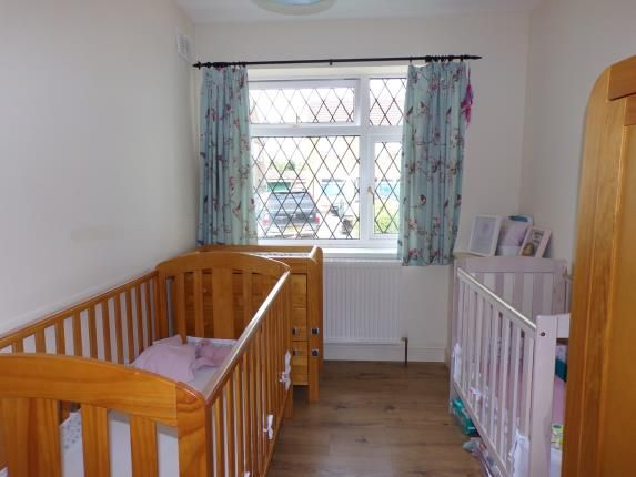 Bedroom Two of College Road, Syston, Leicester, Leicestershire LE7