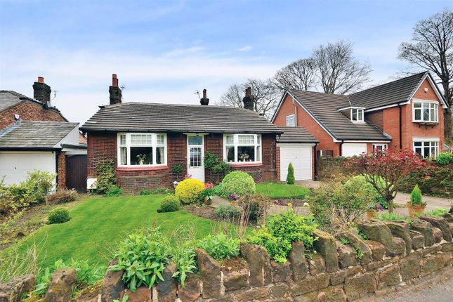 Thumbnail Detached bungalow for sale in Warrington Road, Rainhill, Prescot